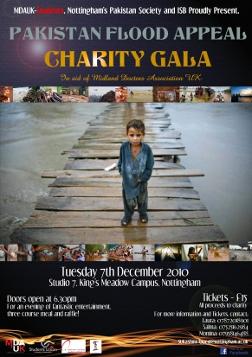 7th dec 2010 gala poster