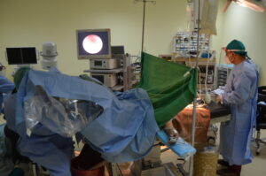 Urology Surgery resumed at MDMI