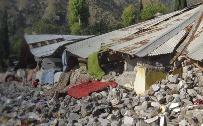 2005 Earthquake: Donations & Supplies