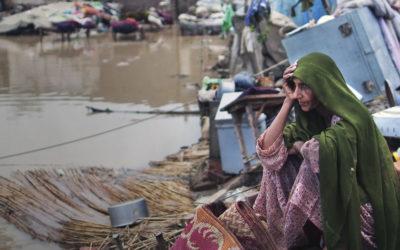 The 2010 Pakistan Floods