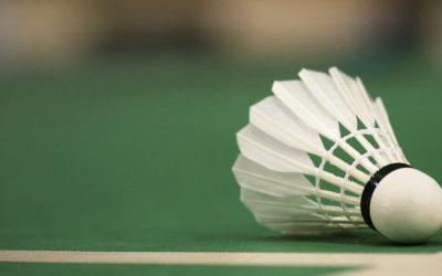 Badminton – Shuttle Service