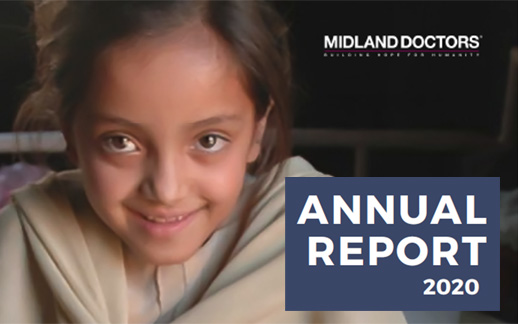 Read our Annual Report 2020!
